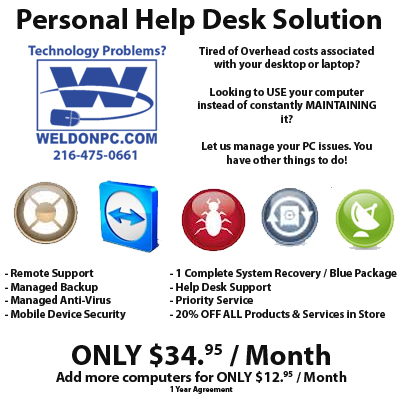 Personal Help Desk Solution PRINT ONLY copy